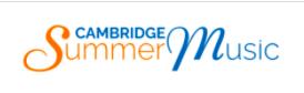 Cambridge Summer Music
