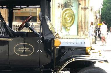 cb travel guide Cambridge vintage tours