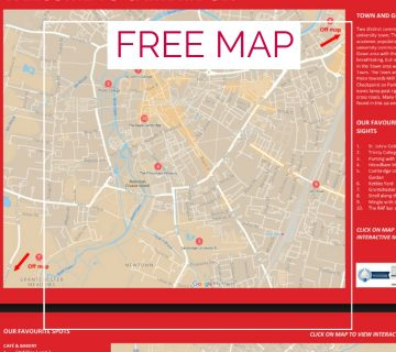 cb travel guide FREE MAP WEB