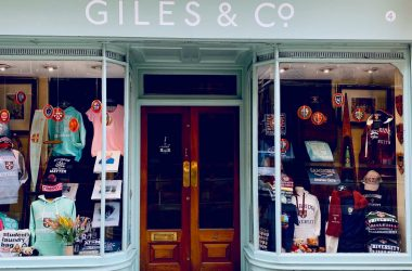 cb travel guide Giles & Co