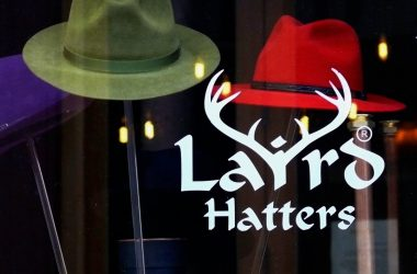 CB travel guide Layrs hatter