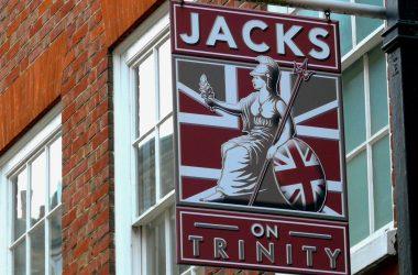 CB travel guide Jacks on Trinity