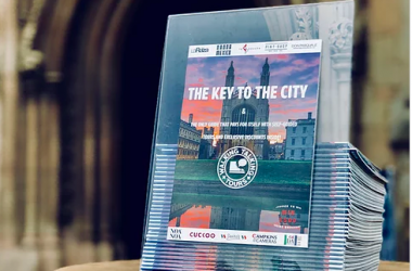 CB travel guide The key to the city