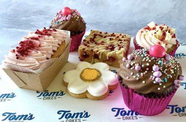 CB Travel Guide Tom's cakes